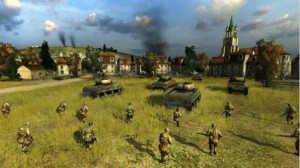 策略战争类游戏