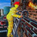 消防员学校3D