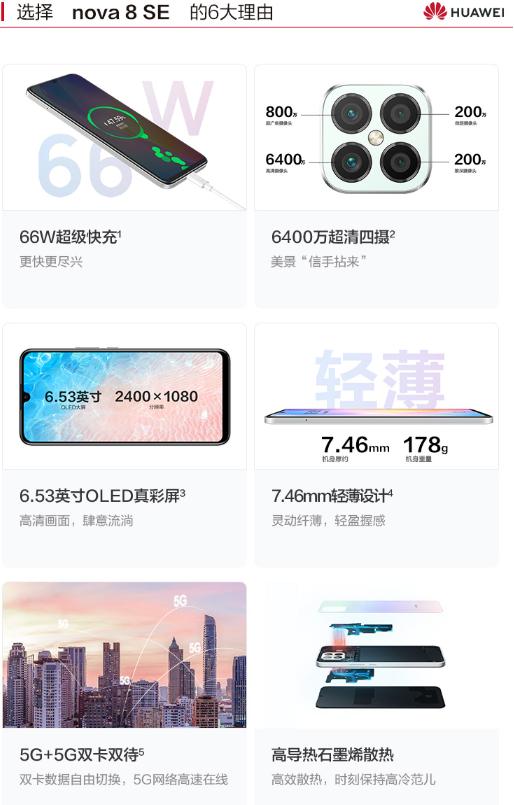 华为nova8se和苹果12对比-华为nova8se和iPhone12哪个更好