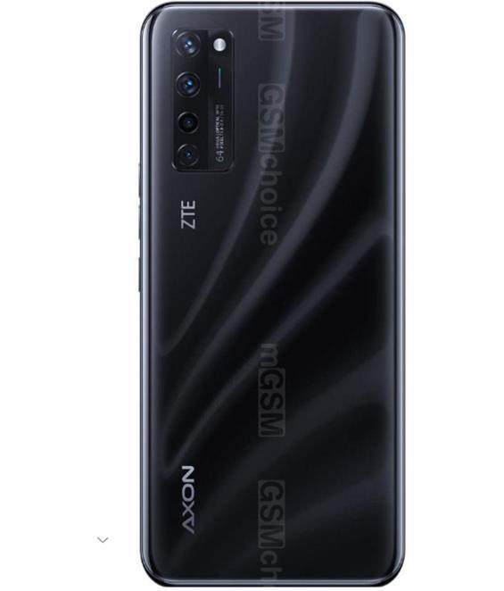 中兴Axon20 4G版参数配置-参数详情