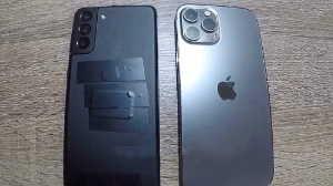 三星S21+和iPhone12Pro哪个值得入手-三星S21+和iPhone12Pro参数对比
