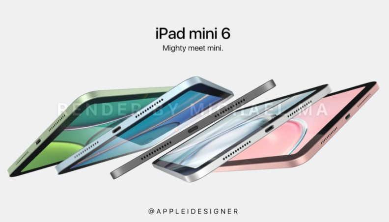 iPadmini6外观怎么样-外观详情