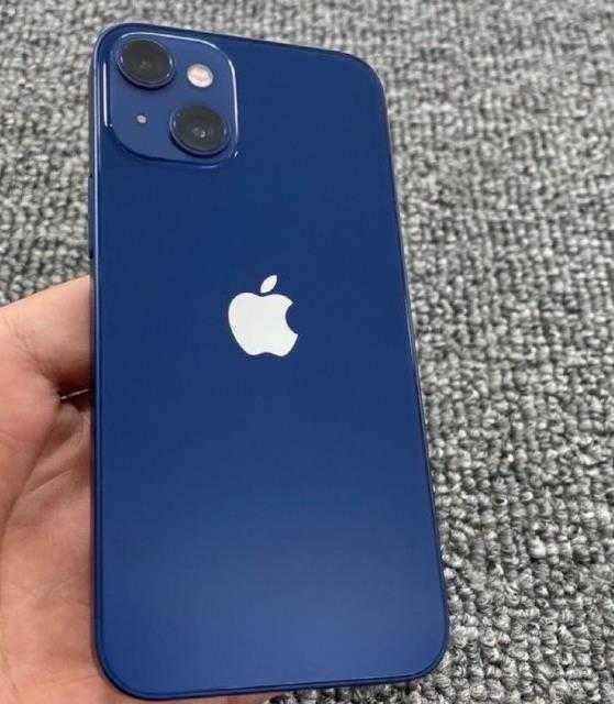 iPhone13mini外观怎么样-iPhone13mini真机图
