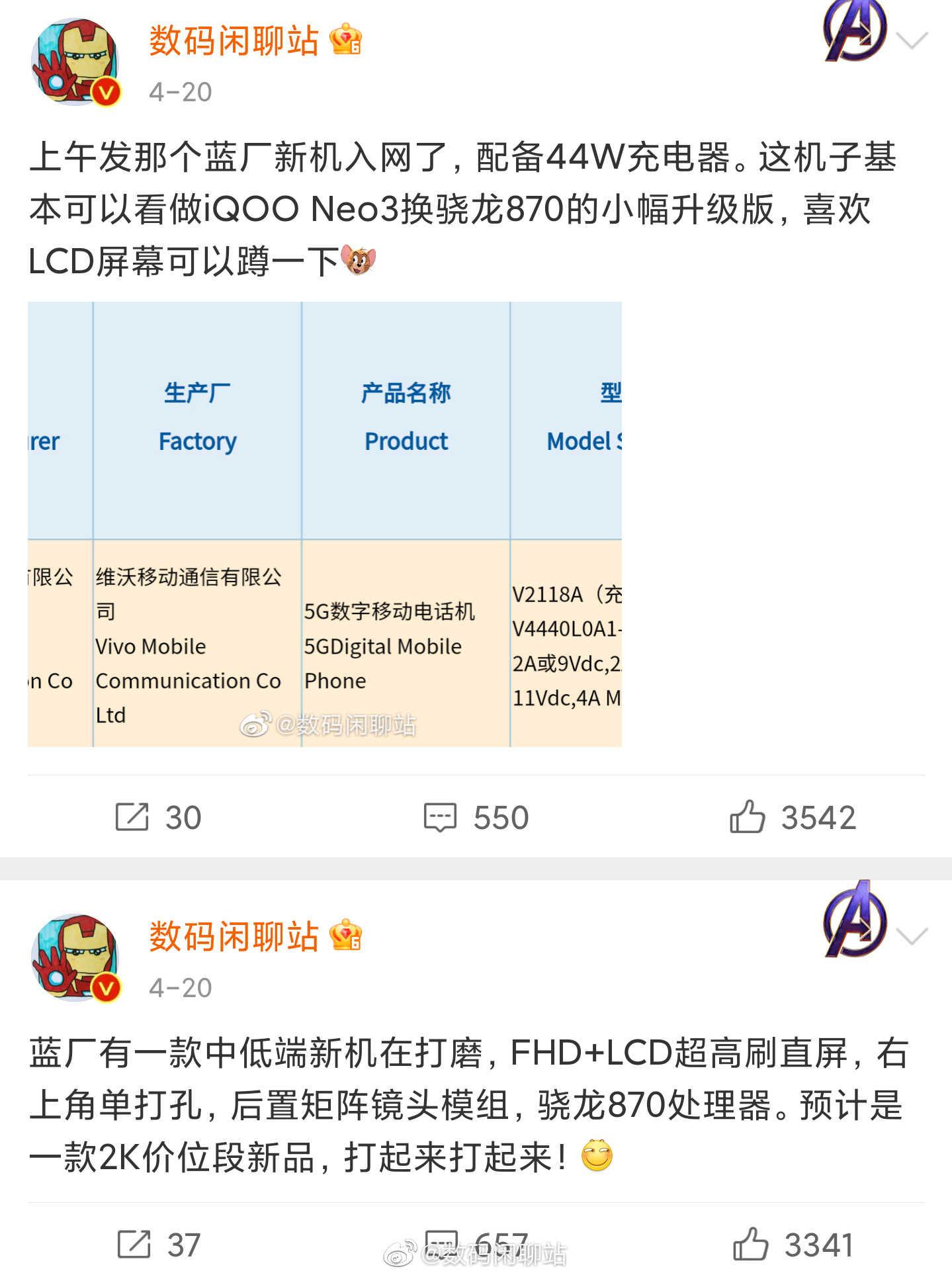 iQOONeo5活力版价格多少-多少钱