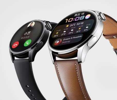 华为watch3pro怎么连接手机-怎么连接设备