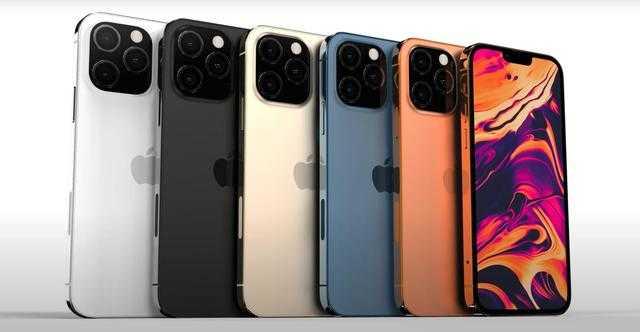 iphone13会有什么颜色-苹果13有哪些颜色可以选择
