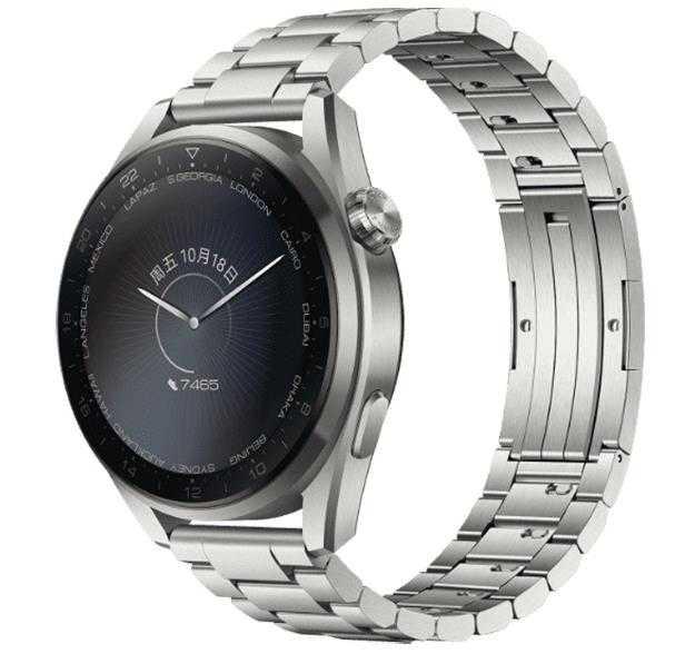 华为watch3pro怎么充电-怎么开启无线充电