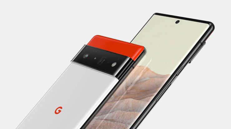 谷歌Pixel6外观怎么样-外观详情