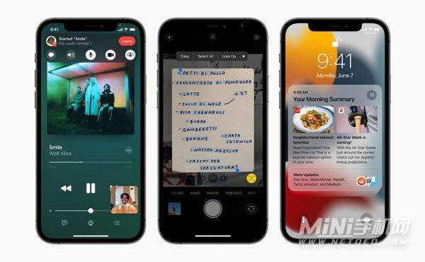 iOS15Beta3更新了什么-新增了哪些内容