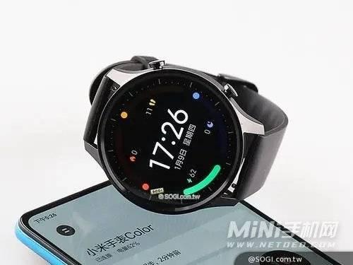 小米手表color和运动版参数对比-小米手表color和运动版有什么区别