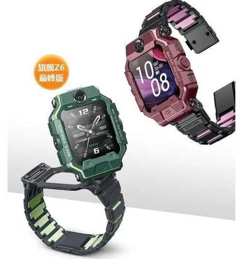 小天才电话手表z6巅峰版外观很丑吗-外观设计