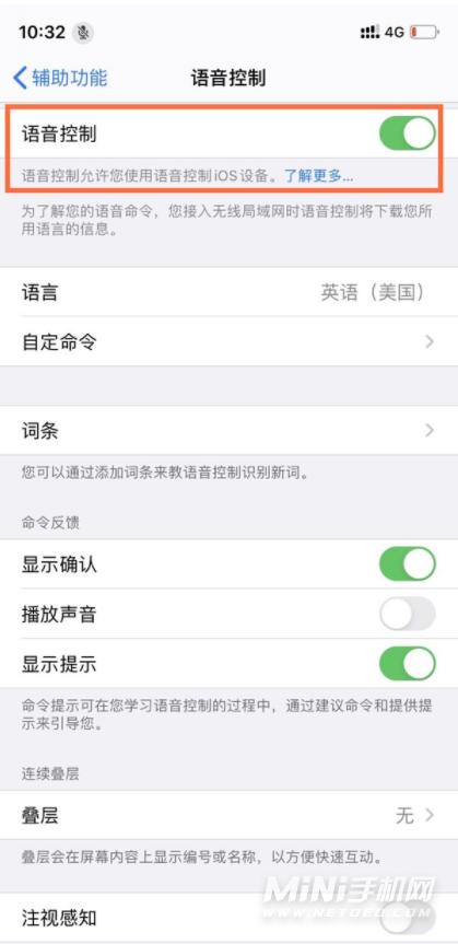 iPhone12怎么开启语音控制-如何开启语音控制