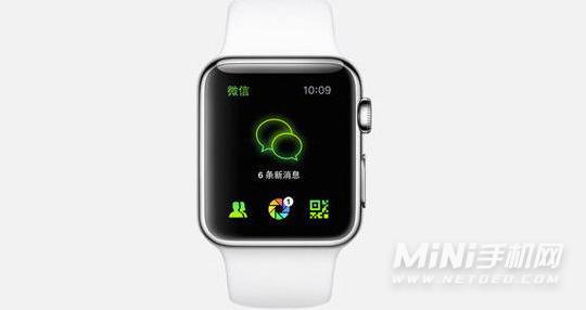 applewatchseries6可以回复微信吗-怎么回复微信