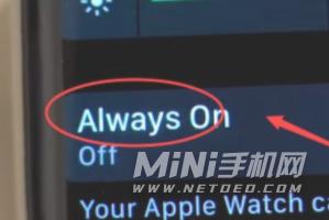 AppleWatchSeries7怎么设置屏幕常亮-设置屏幕常亮方法