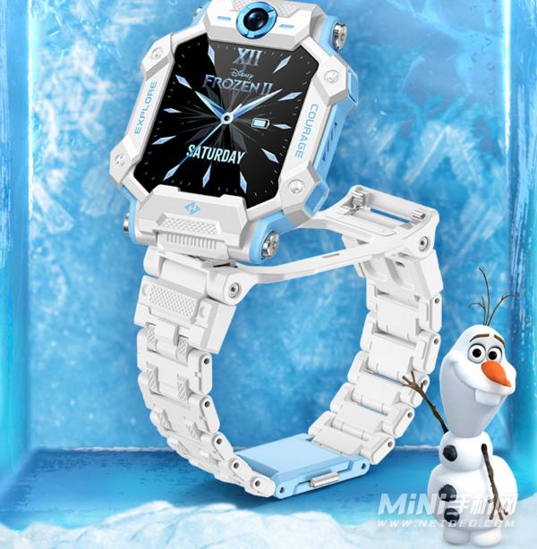 小天才儿童电话手表z7冰雪奇缘限量版怎么样-值得入手吗