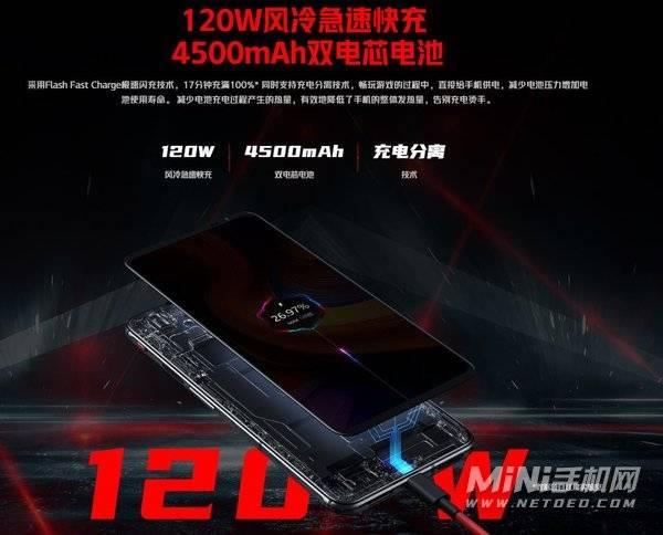 红魔6SPro电池多大-电池容量是多少