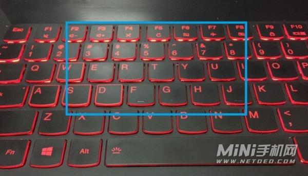 联想拯救者Y7000P怎么开启键盘灯-键盘灯如何开启
