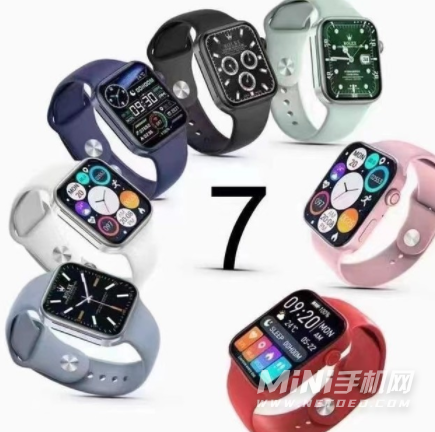 AppleWatch7尺寸大小-屏幕多大