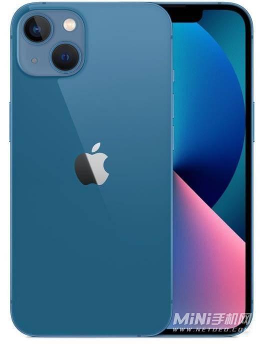 iPhone13mini和13有什么区别-哪款个更值得入手-参数对比