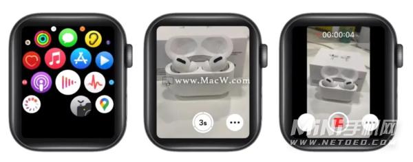 AppleWatch7怎么遥控拍照-遥控拍照怎么用