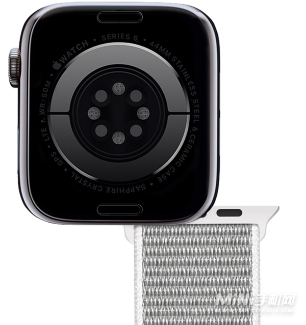 AppleWatch7怎么拆表带-表带怎么更换