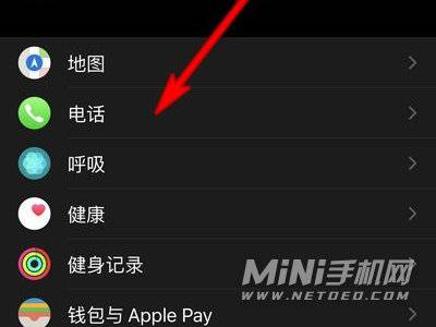 AppleWatch7怎么开启消息提醒-怎么开启电话提醒