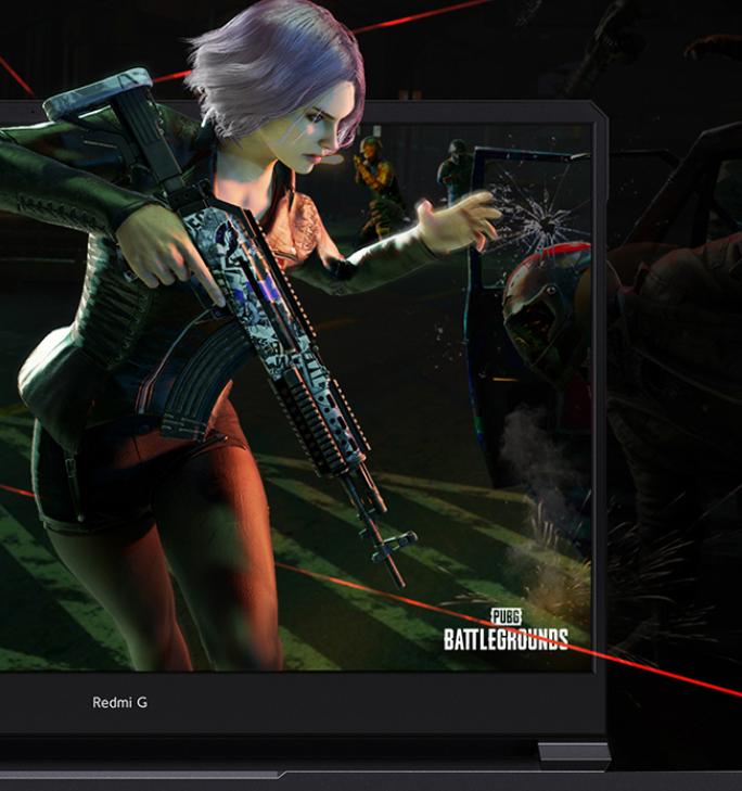 Redmi G游戏本2021屏幕怎么样-屏幕实测